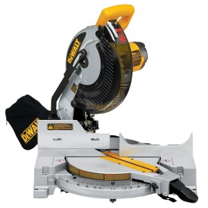 miter saw labeled. dewalt dw713 miter saw labeled