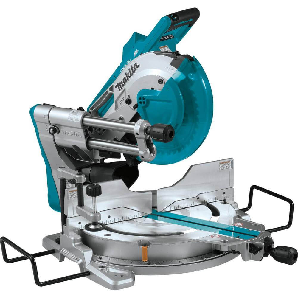 Makita Xsl04zu 10 Miter Saw Review Is This The Best Saw For You
