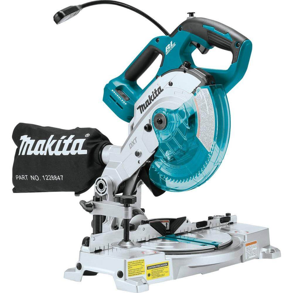 Makita Xsl05z 7 1 2 Miter Saw Review Is This The Best Saw For You